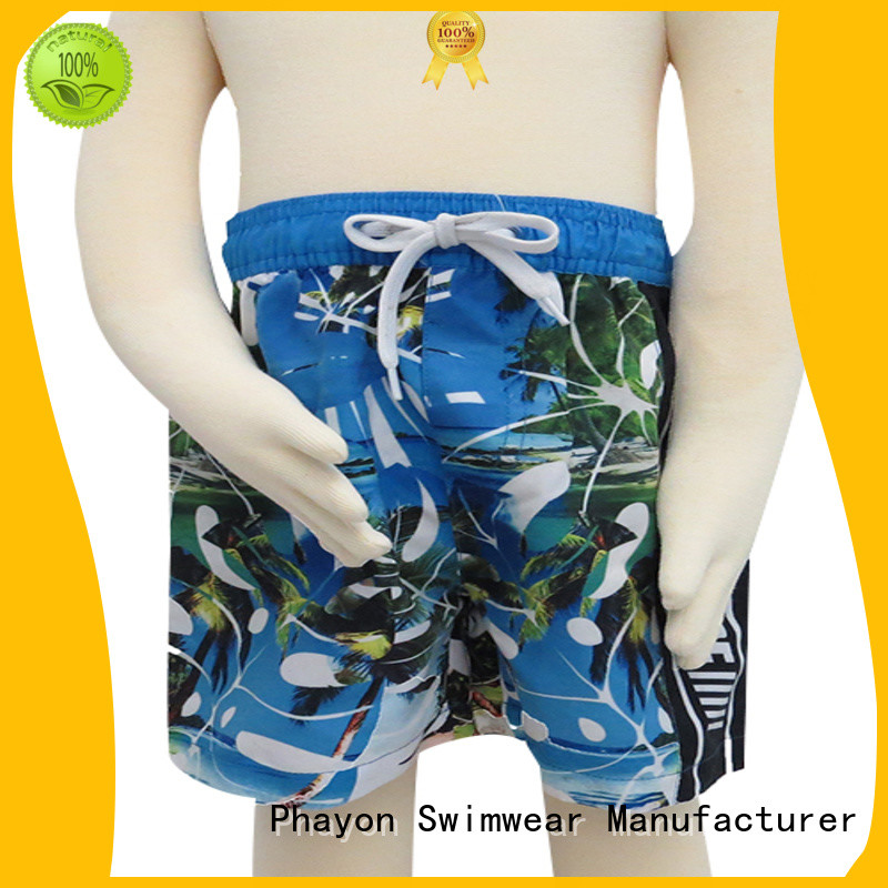 PHAYON top boys bathing suits for busniess for holiday