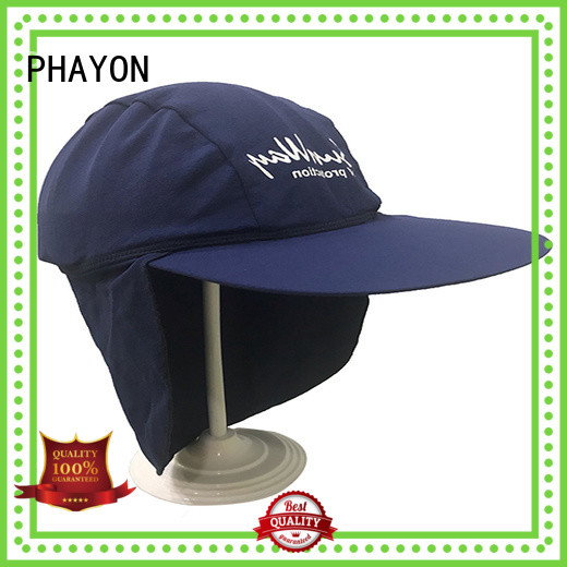 PHAYON foldable sun hat supplier for outdoor activity