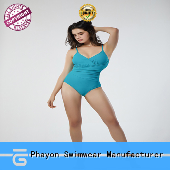 PHAYON stylish swimming bikini with padding for swimming pool
