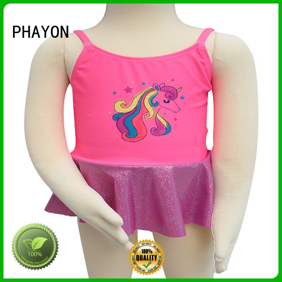 PHAYON swimming dress for girls manufacturer for swimming pool