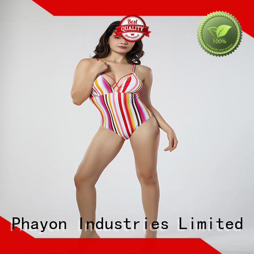 PHAYON surf bikini factory for beach