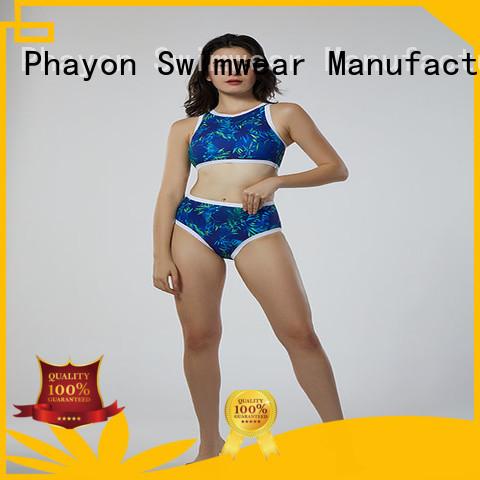 2019 Swimwear Two Piece bathing suits Bikini Girl Sexy Sport Swimsuit