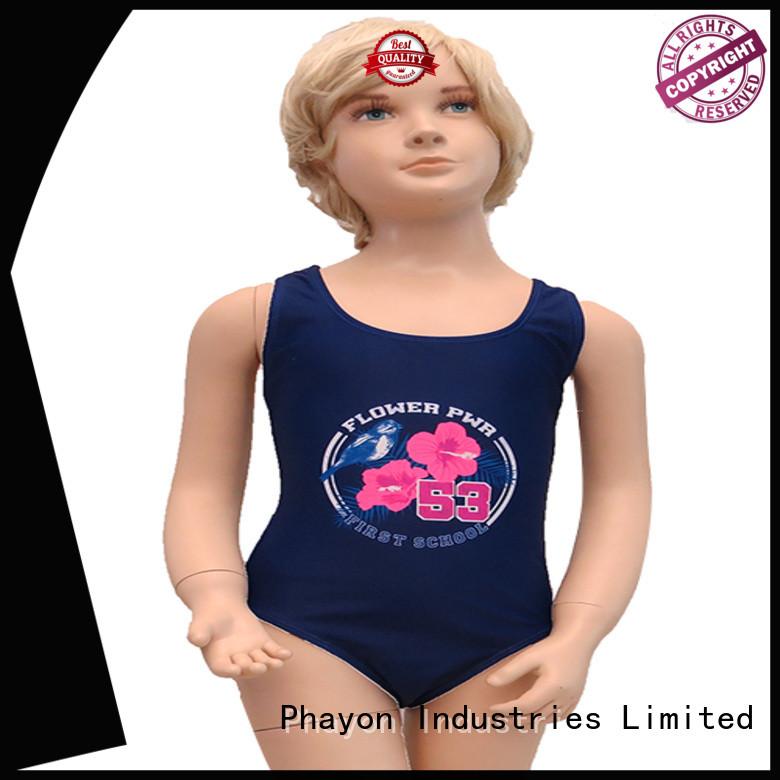 PHAYON girls swimwear sale manufacturer for swimming pool