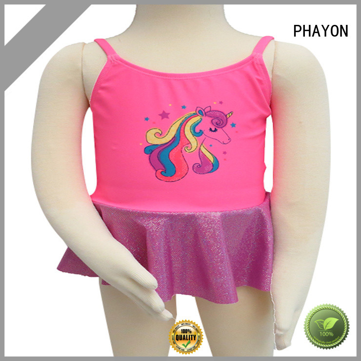 PHAYON custom made swimsuits dress for swimming pool