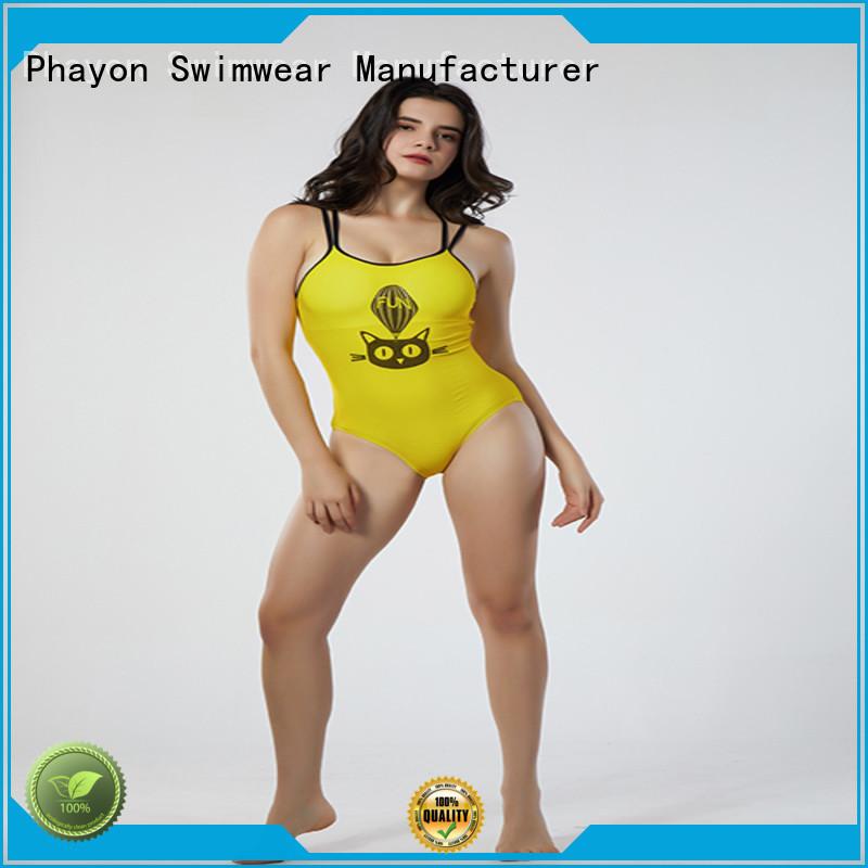 PHAYON bikini styles tankini for beach