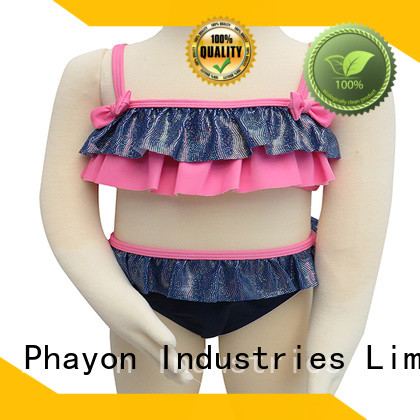 children wholesale swimsuits dress for swimming pool