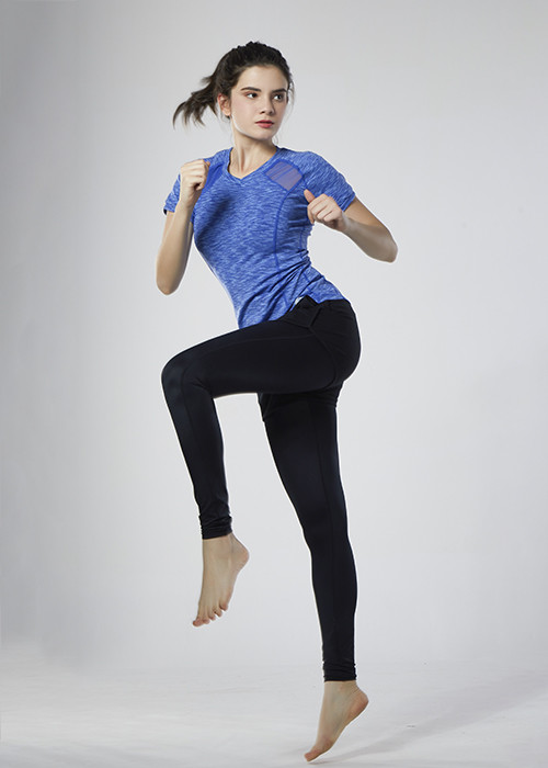 China new style woman fashion sportswear cheap beautiful cycling jersey pants set