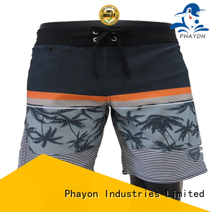 collide beach shorts for guys with waist elastic designfor holiday