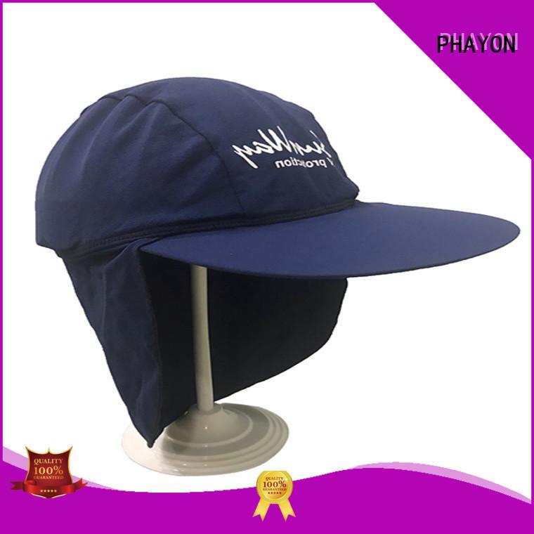 PHAYON bucket wide brim sun hat wholesale for sport