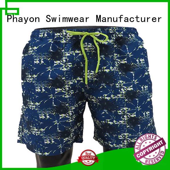 PHAYON mens boardshorts sale surf beachwear for holiday