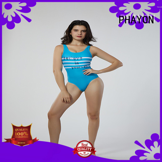 PHAYON good selling wholesale swimsuit manufacturers with padding for holiday