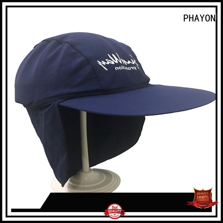 PHAYON safe sun protection swim hats manufacturer for sport