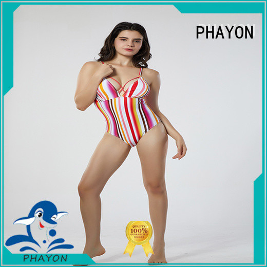 PHAYON cross strap surf bikinis tankini for beach