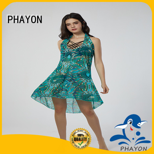 PHAYON bathing suit coverups swimming bikinis for outdoor activity