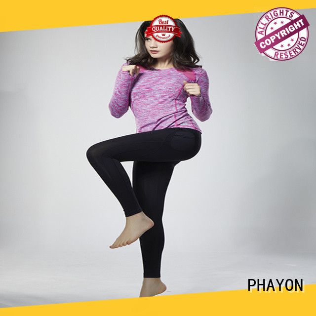 PHAYON high quality sportswear manufacturer pants for outdoor activity