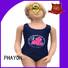 2019 New Design Children Swimwear One Piece Girls Swimsuit