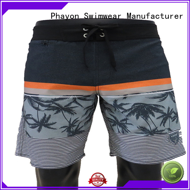 stripes men clothing wholesale pants for swimming pool