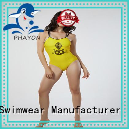 PHAYON thin ladies swimwear sale supplier for beach