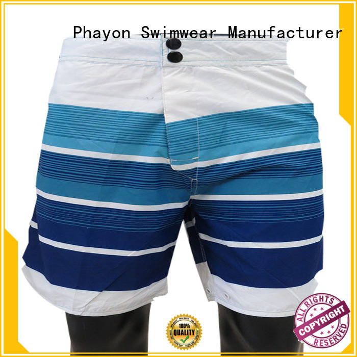 PHAYON beach shorts men pants for swimming pool