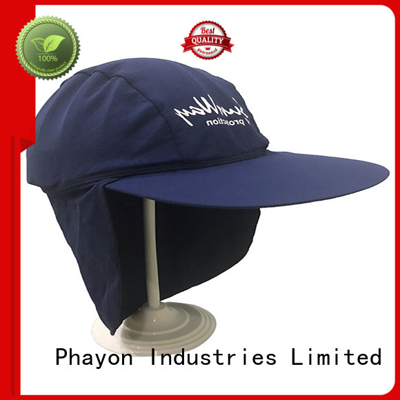 PHAYON safe wide brim sun hat for outdoor activity