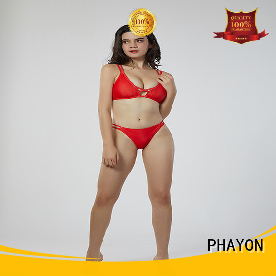 PHAYON backless boutique bathing suits manufacturer for swimming pool
