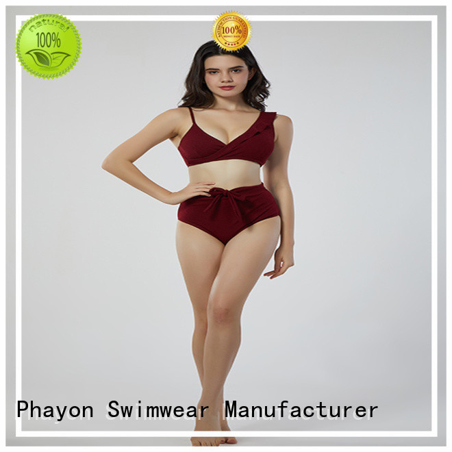 PHAYON bikini summer factory for holiday