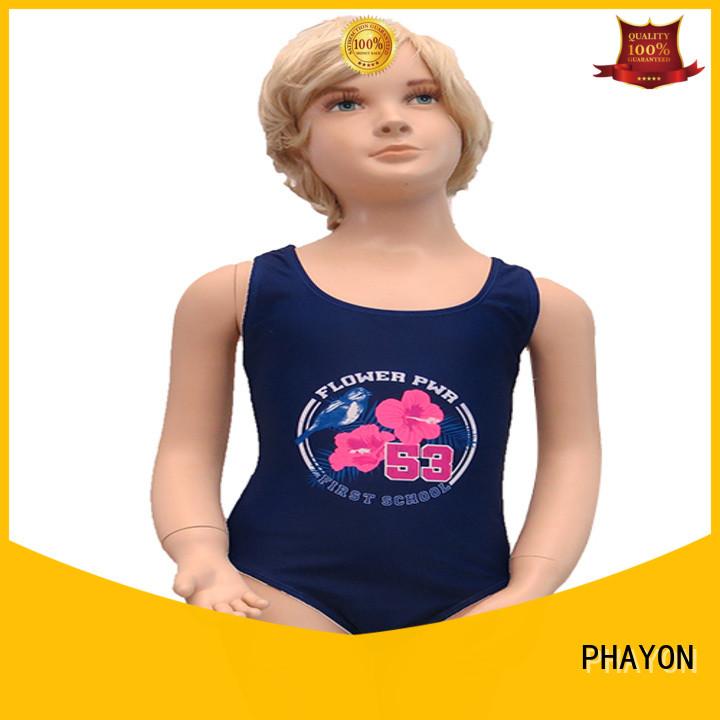 PHAYON front girls bikini swimwear dress for swimming pool