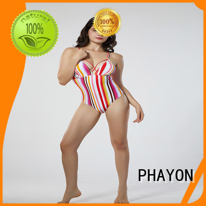 PHAYON animal print swimsuits for young women for holiday