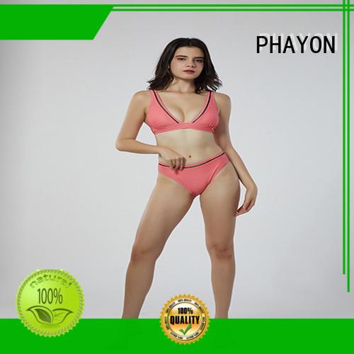 PHAYON ruffle bikini styles wear for beach