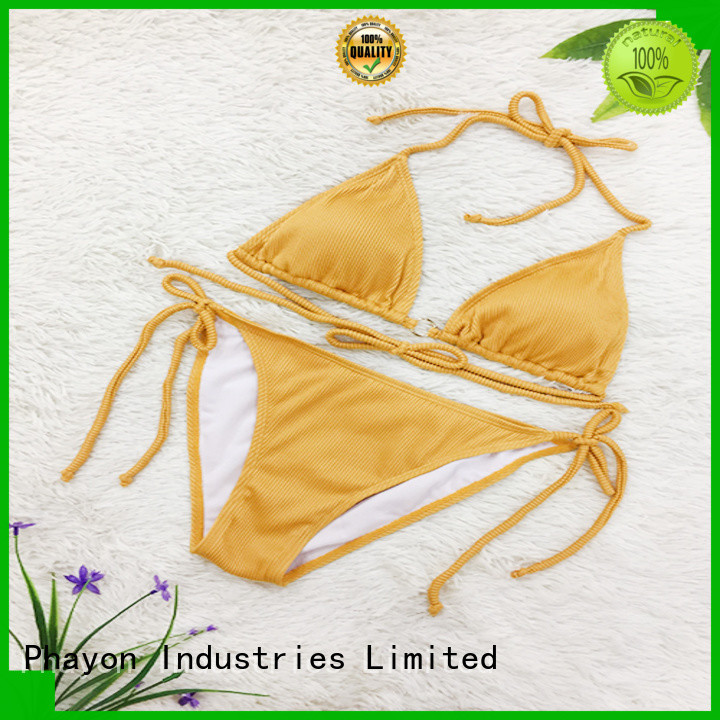 PHAYON bikini wear company for beach