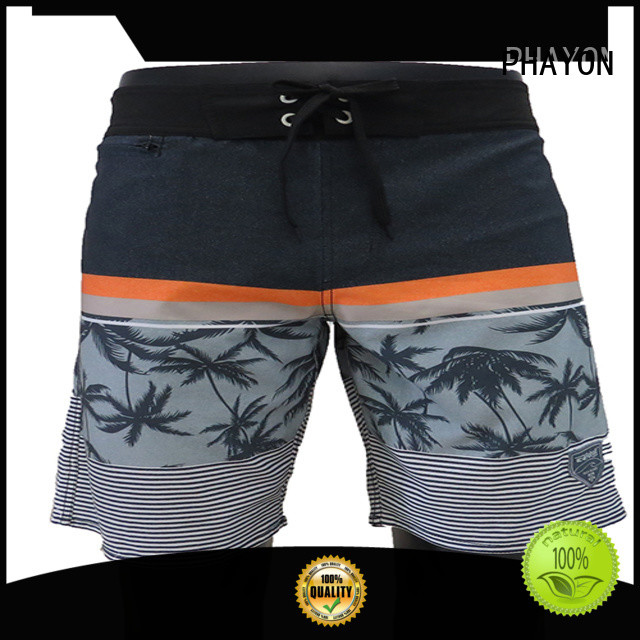 beachwear shorts men for swimming pool PHAYON