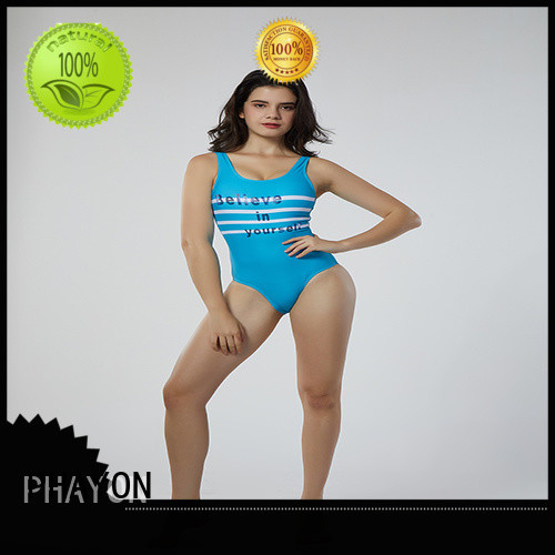 PHAYON swimwear manufacturers with padding for holiday