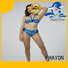 high cut ladies swimsuit supplier for holiday