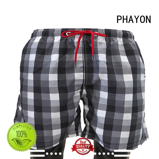 PHAYON five cent  mens board shorts pants for holiday