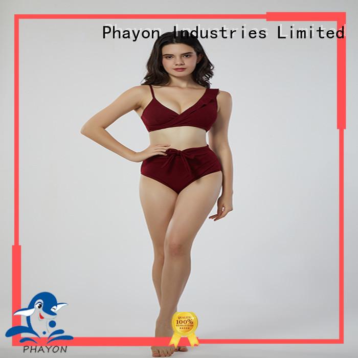PHAYON womens tankini swimsuits tankini for beach