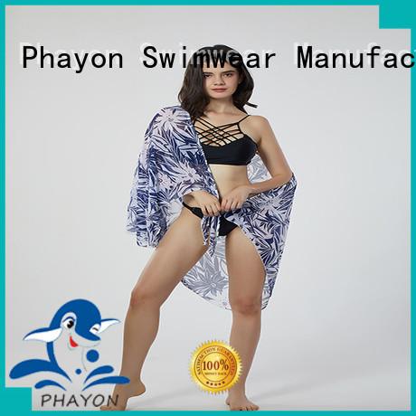 PHAYON swimsuit cover up dress beachwear for beach