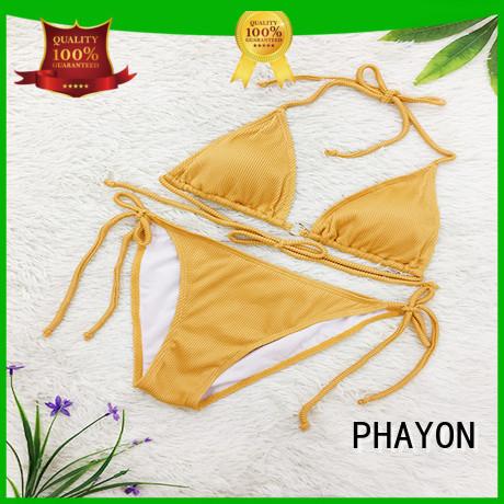 color swimming bikini wear for swimming pool