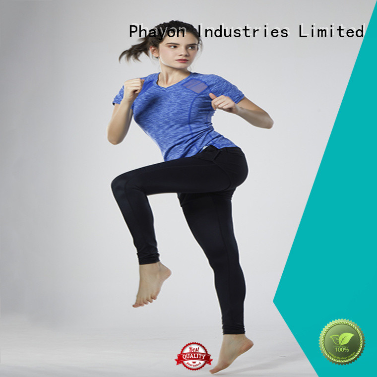 new yoga fitness wear good selling for sports PHAYON