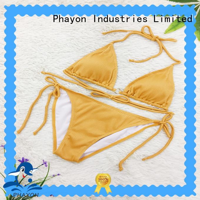 PHAYON sport bikini for women supplier for swimming pool
