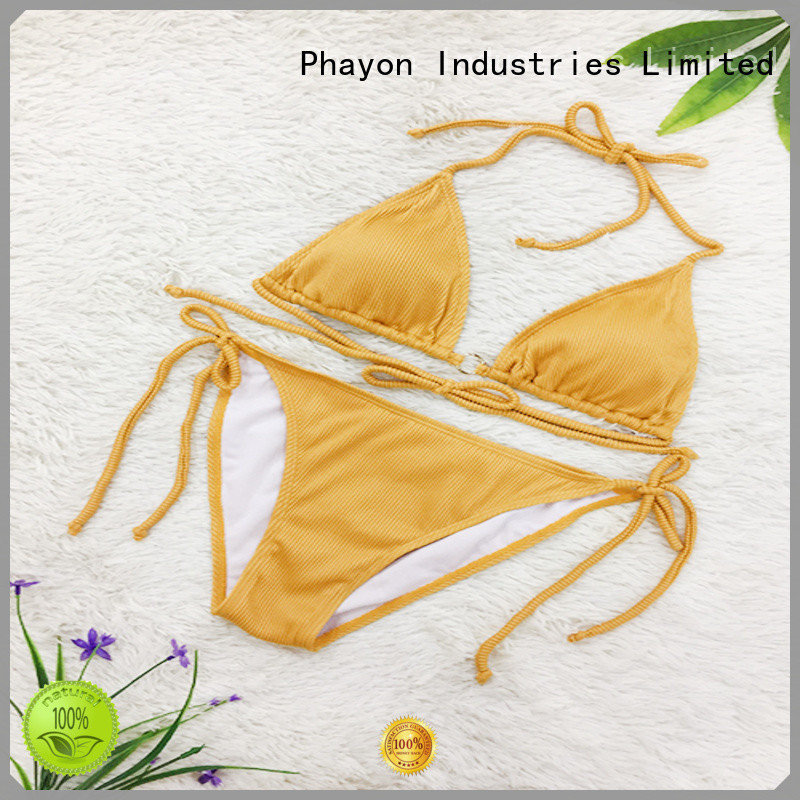 PHAYON bikini wear with padding for swimming pool