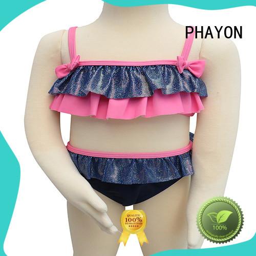 PHAYON children girls swimwear sale for swimming pool
