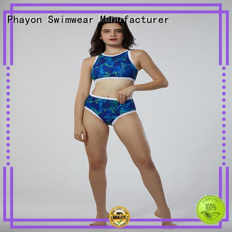 sport bikini wear manufacturer for beach