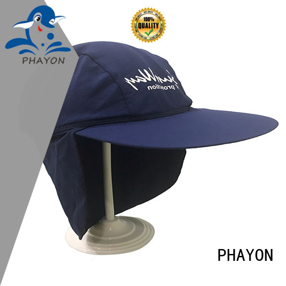 PHAYON top sun blocking hats factory for children