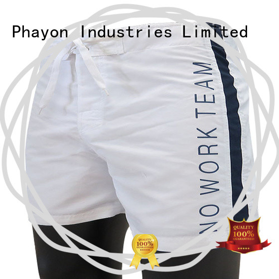 PHAYON mens clothing sale surf beachwear for beach