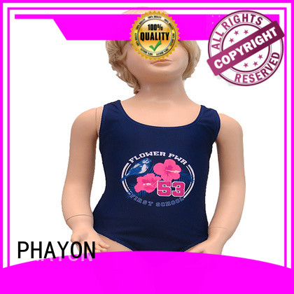 PHAYON little girl clothes supplier for swimming pool