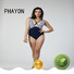 comfortable bathing suits custom with customized service for holiday PHAYON