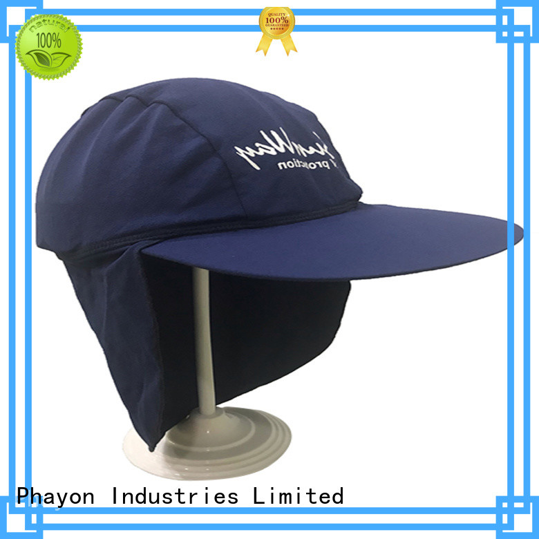 PHAYON sublimation printed sun visor hat company for children
