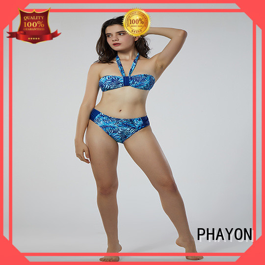 PHAYON ladies swimsuit factory for holiday