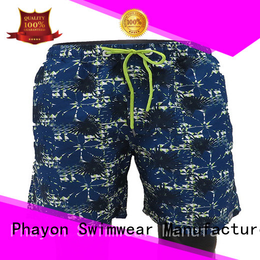 PHAYON latest mens board shorts factory for beach