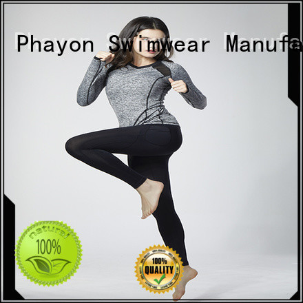 PHAYON casual cycling wear sweat suits for sports